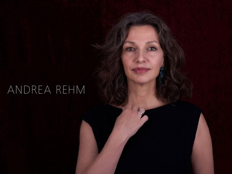 Andrea Rehm, Sängerin