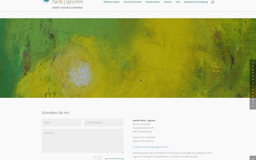 atelier farb | spuren
